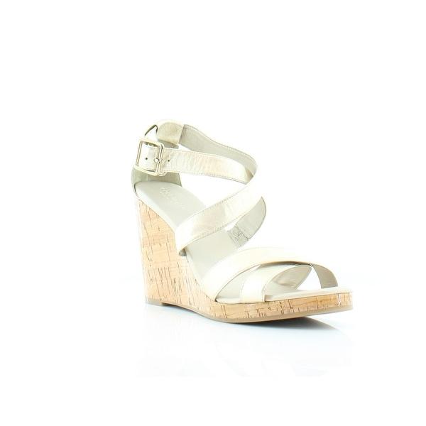 Cole Haan Jillian Women's Sandals & Flip Flops Sft Gld Metlc - 10.5