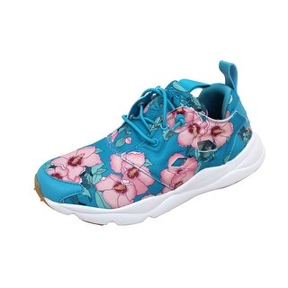 Reebok Women's Furylite FG Flight Blue/Berry-Pink BD1097