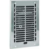 Cadet RBF101 1000W 120V, bath heater assembly - CHROME