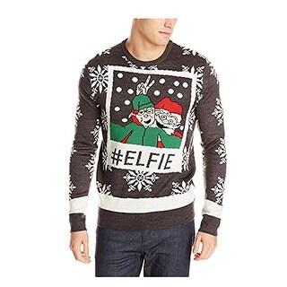 Christmas Knit Sweater Elfie