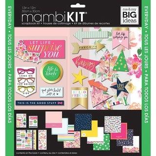 "Me & My Big Ideas Page Kit 12""X12""-Bright Side"