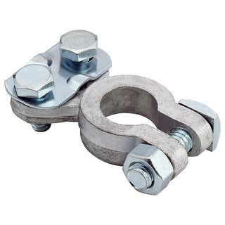 Victor V640 Top Post Battery Terminal, Silver