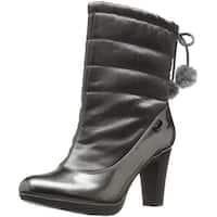 Anne Klein Women's Xhale Fabric Winter Boot