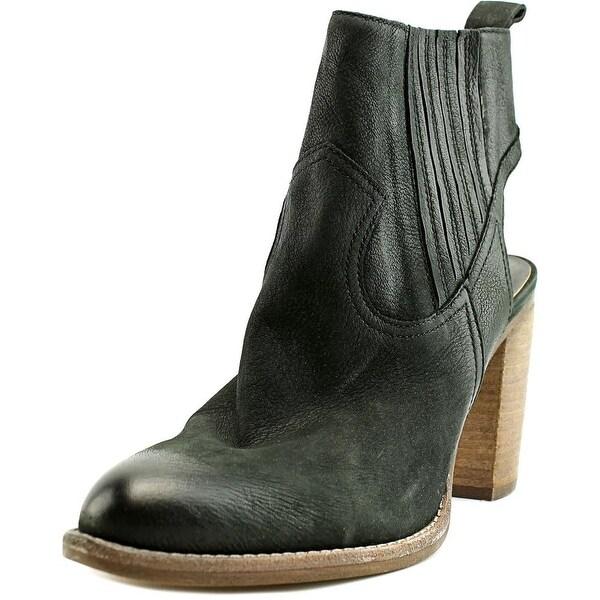 Dolce Vita Jasper Women Pointed Toe Leather Black Bootie