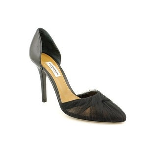Isaac Mizrahi IMC620 Women  Round Toe Leather  Heels