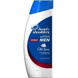 Head & Shoulders Old Spice Dandruff Shampoo for Men 14.2 oz