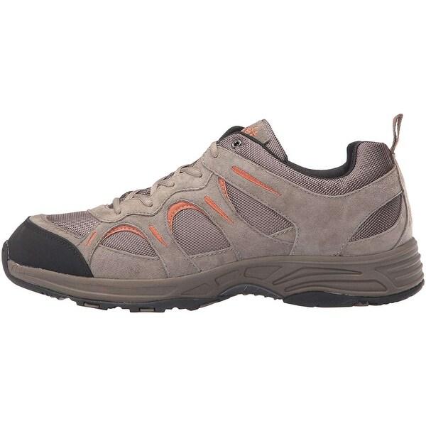 2d5a42ba6e03d Shop Propét Mens Connelly Low Top Lace Up Walking Shoes - 8 - On ...