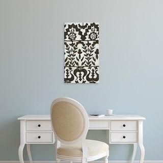 Easy Art Prints Chariklia Zarris's 'Flamenco Pattern II' Premium Canvas Art