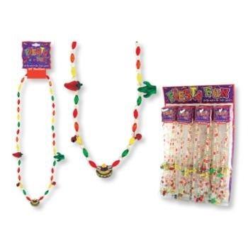 Ddi Fiesta Fun 24 Inch Stretch Necklace (pack Of 72)