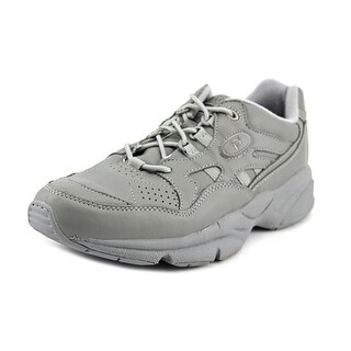 Propet Stability Walker Round Toe Leather Walking Shoe
