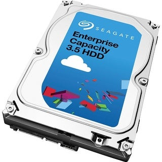 "Seagate St12000nm0027 Enterprise Capacity 3.5"" 12Tb Internal Hard Drive With Sas 12 Gb/S 7200Rpm 256Mb"