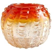 "Cyan Design 5849 6.5"" Small Fire Pod Vase"