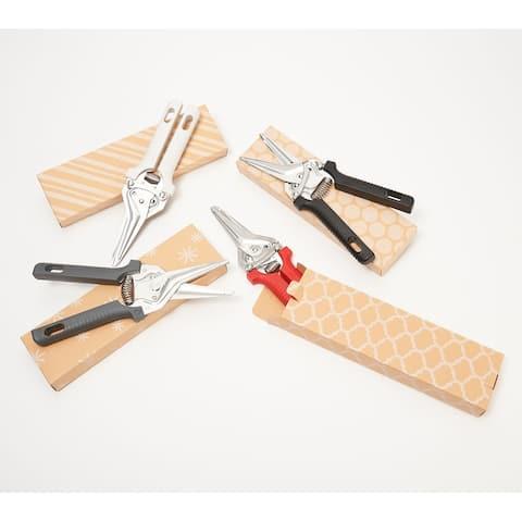 Kuhn Rikon Set of (4) Shears Model K49303