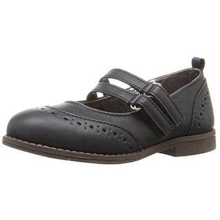 Osh Kosh Girls Pepper Toddler Leather Mary Janes - 7 medium (b,m)