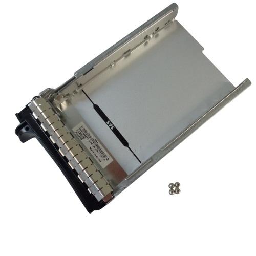 "Dell PowerEdge 2900 2950 Server Hot Swap Hard Drive Caddy Tray F9541 3.5"""