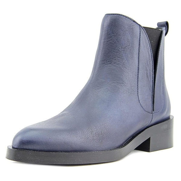 Andre Assous Paulette Women Round Toe Leather Ankle Boot