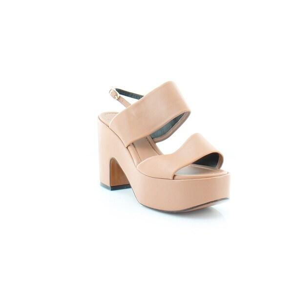 Robert Clergerie Emple Women's Heels Brown - 9