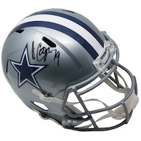 f5860edd6 Amari Cooper Signed Full Size Dallas Cowboys Speed Replica Speed Helmet JSA