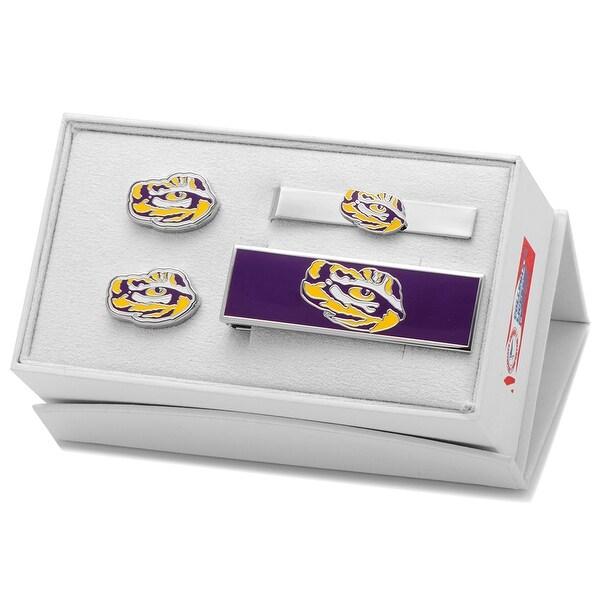 LSU Tiger's Eye 3-Piece Gift Set