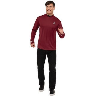 Rubies Scotty Adult Costume - Red