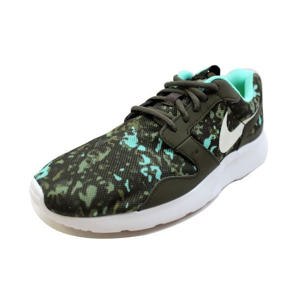 online store ebd21 9cdde ... new zealand nike menx27s kaishi print midnight turquoise off white rio  teal 3289a 44dbb