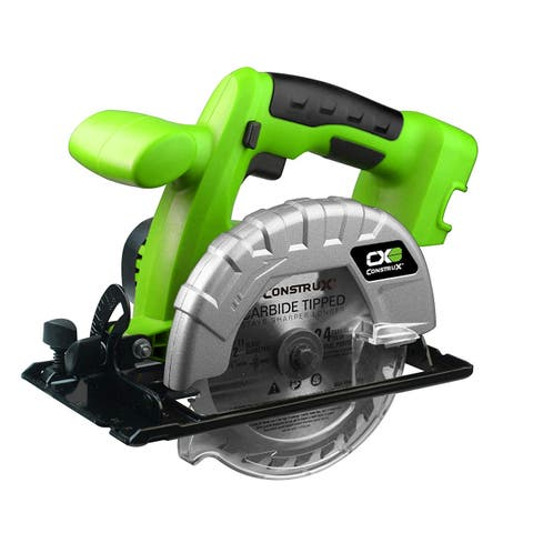 CX Tools Pro CXC20VDS 18V Drill and Circular Saw Combo Kit