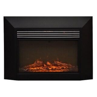 Touchstone 80009 Ingleside Insert Fireplace - Black