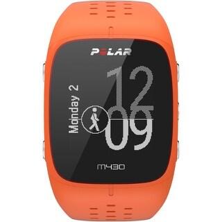 Refurbished M430 - Orange -R Polar M430 GPS Running Watch