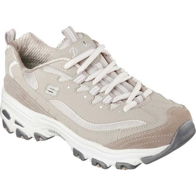 Skechers Women's D'Lites Sneaker Me Time/Taupe