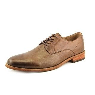 Florsheim Rockit Plain Ox Men Plain Toe Leather Brown Oxford
