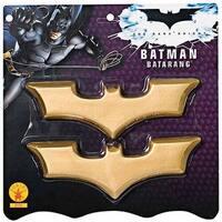 DC Comics Batman Costume Batarangs - Gold