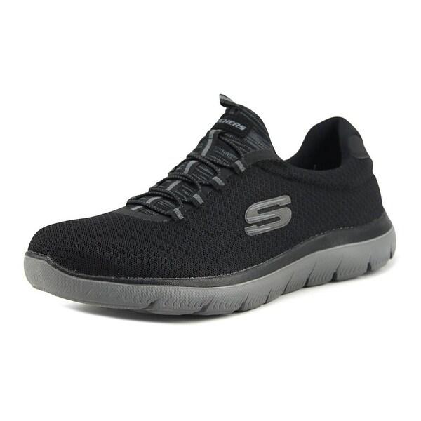 Skechers Summits Men Round Toe Synthetic Walking Shoe