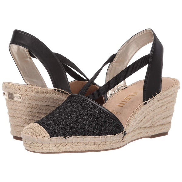 Anne Klein Womens Aneesa Closed Toe Casual Espadrille Sandals. Opens flyout.