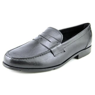Rockport Classic Loafer Penny Men  Round Toe Leather Black Loafer