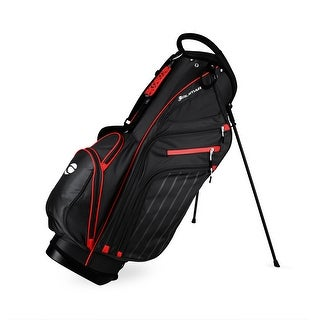 Orlimar SRX 14.9 Golf Stand Bag Black/Red