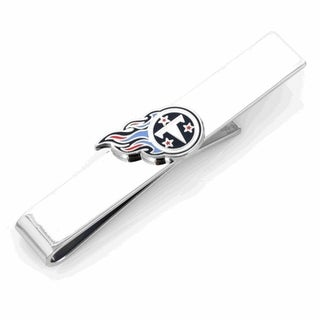 Tennessee Titans Tie Bar - Silver