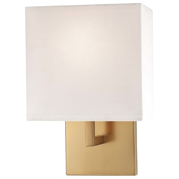 """Kovacs P470-248 1-Light 11.25"""" Height ADA Compliant Wall Sconce in Honey Gold - Honey Gold - n/a"""