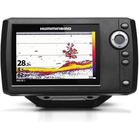 Humminbird Helix 5 Sonar G2 Fishfinder w/ DualBeam PLUS Sonar-410190-1