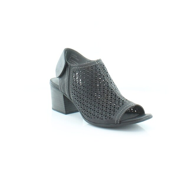 White Mountain Lenisis Women's Heels Black/Burn - 9