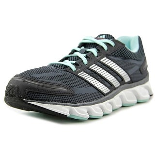 Adidas Powerblaze Women Round Toe Synthetic Gray Running Shoe