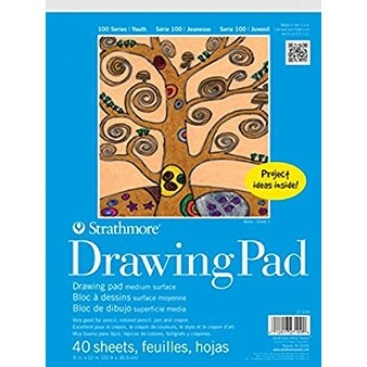 Strathmore - Kids Series Art Paper Bulk Pack - Drawing Paper Bulk Pack
