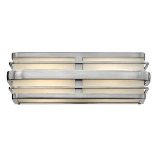 "Hinkley Lighting 5232 2 Light 15.5"" Width Bathroom Bath Bar from the Winton Collection"