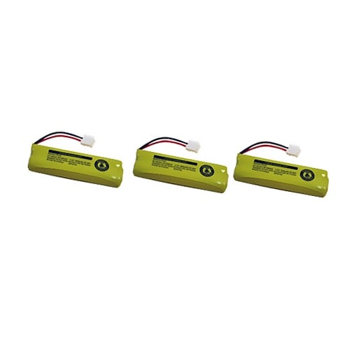 Battery for All Brands BT18443 (3 Pack) Replacement Battery