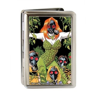 Detective Comics Issue #752 Cover Gas Masked Poison Ivy Fcg Business Card Business Card Holder