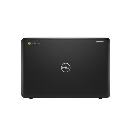 Dell D44pv 11.6 Inch Chromebook 11 3180 16Gb 2-In-1 Traditional Laptop (Black)