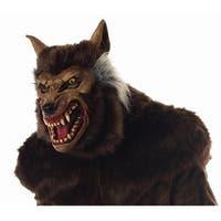 Werewolf Deluxe Mask