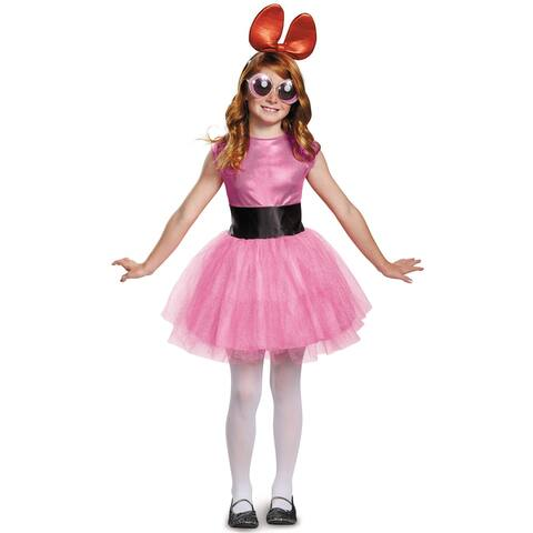 Disguise Blossom Tutu Deluxe Child Costume - Pink