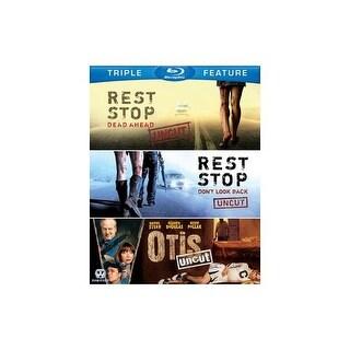 OTIS (UNCUT)/REST STOP (UNCUT)/REST STOP-DONT LOOK BACK (BLU-RAY/TFE)