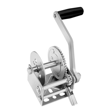 Fulton 900lb Single Speed Winch - 142001