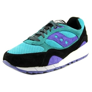 Saucony Shadow 6000 Round Toe Canvas Sneakers
